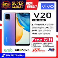 VIVO V20 RAM 8/128 V20 SE GIFT GARANSI RESMI - V20SE NON GIFT