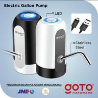 Pompa Galon Air Minum Elektrik GOTO Rechargeable Dispenser
