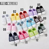 Sepatu Sneakers Prewalker Bayi Unisex Shoes Bersol - 11cm