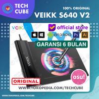 VEIKK S640 Digital Graphic Drawing Pen Tablet OSU Alt H420 G430 H430P