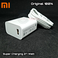 Charger Xiaomi Mi9 / Mi note 9 pro / mi note 10 Orignal Bergaransi
