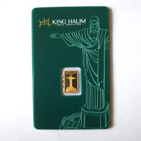 Logam Mulia 1 gram King Halim / PM