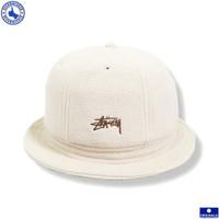 STS Polar Fleece Bucket Hat - Natural, All Size