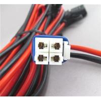 Kabel DC Rig SSB Icom IC-718 4 Pin IC718 IC-7000 IC-7300 Vertex VX1700