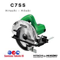 C7SS / C 7 SS Mesin Gergaji Circular Saw Hitachi / Hikoki