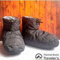 travelers thermal socks XABA - kaos kaki camping - sarung kaki gunung
