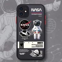 HYBRID NASA CASE IPHONE 12 / 12 mini / 12 pro / 12 pro max - 12 mini