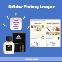 Parfum Original Import Branded Murah Pria Cowok Adidas Victory League