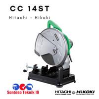 CC14ST / CC 14 ST Mesin Potong Besi / Cut Off Machine Hitachi / Hikoki