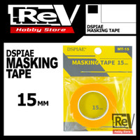 DSPIAE MASKING TAPE 15MM