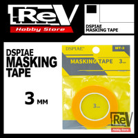 DSPIAE MASKING TAPE 3MM