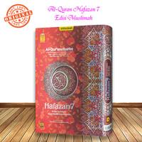 Al-Quran Hafalan Hafazan Edisi Muslimah (A5) Al-Qosbah