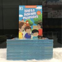 Komik Harta Haram Muamalat Kontemporer Untuk Anak Buku Erwandi Tarmizi