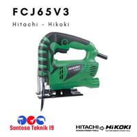 FCJ65V3 / FCJ 65 V3 Mesin Gergaji Jigsaw Jig Saw Hitachi / Hikoki