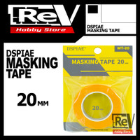 DSPIAE MASKING TAPE 20MM