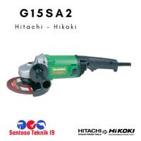 "G15SA2 / G 15SA2 Mesin Gerinda Tangan 6"" Hitachi / Hikoki"