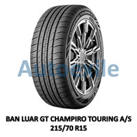 Ban Luar GT 215/70 R15 Champiro Touring AS Tubeless Nyaman All Season