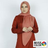 Jilbab Turki Miss Color hijab polos premium katun import 120x120-16