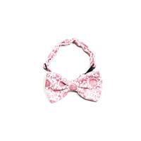 dasi kupu motif batik merah c bow tie instant pria wedding houseofcuff