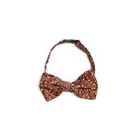 dasi kupu batik bow tie instant pria wedding houseofcuff coklat maroon