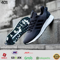 ADIDAS QUESTAR RIDE BLACK /BLACK SOL CAMO (ORIGINAL) - 39