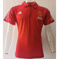JERSEY POLO SHIRT MEN.U MERAH GRADE ORI IMPORT