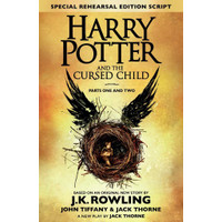 Harry Potter and the Cursed Child by J. K. Rowling, John Tiffany (A5)