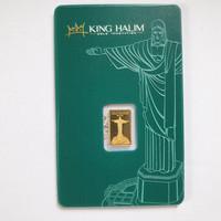Logam Mulia 2 gram King Halim / PM