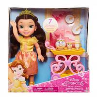 JAKKS Disney Princess Belle Doll & Tea Trolley original SALE