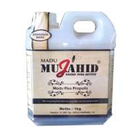 Madu Mujahid Plus Propolis 1 kg   Mengatasi Thypus