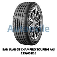 Ban Luar GT 215/60 R16 Champiro Touring AS Tubeless Nyaman All Season