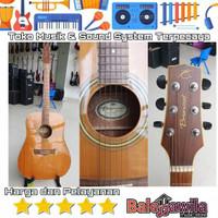 Gitar Acoustic Electric BRIARWOOD PEAVEY DR 2CA DR2CA Made in USA Ori