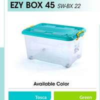 (By GOSEND) Container box ezy box cb45 - container box 45liter