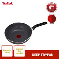 Tefal Natura Deep Frypan 24cm