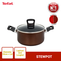 Tefal Day by Day Stewpot 20cm+ lid