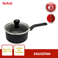 Tefal Everyday Cooking Saucepan 18cm+ lid