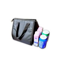 Thermal / Cooler Lunch Bag - warna hitam
