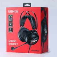 Headset Gaming Gamen GH2100 Resmi