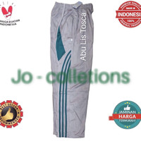 Celana panjang Training model sport / Bahan Diadora/ cowok cewek - Abu Tosca, M
