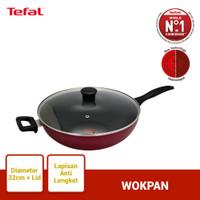 Tefal Light & Clean Wokpan 32cm+ lid