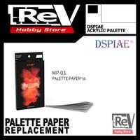 DSPIAE PALETTE PAPER REFIL MP-03