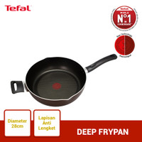 Tefal Day by Day Deep Frypan 28cm