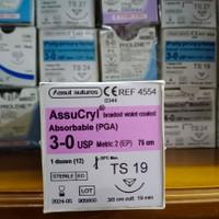 AssuCryl PGA 3-0 TS19 / BOX