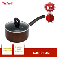 Tefal Day by Day Saucepan 18cm+ lid