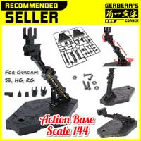 Action Base 1/144 Gundam SD HG RG Action Base 2 Non Bandai