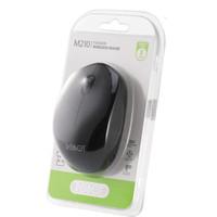 Wireless Mouse Robot M210 2.4G Resmi