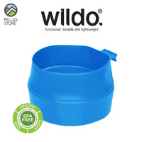 Wildo Fold a Cup - Light Blue