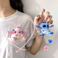 READY KEYCHAIN PLUSH DOLL FOR AirPods / inPods - Lilo n' Stitch Series