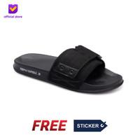 Sandal Pria Slide Footstep Footwear - Capsule type 0.1