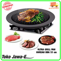 ULTRA GRILL Barbeque 25cm Alat Pemanggang Barbeque/Sosis DLL